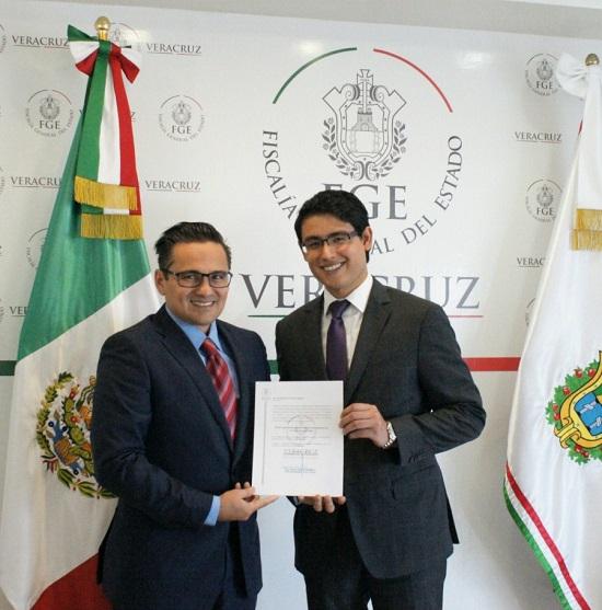 Designa Fiscal General a Luis Eduardo Coronel Gamboa como Fiscal Especial en Atención de Denuncias por Personas Desaparecidas