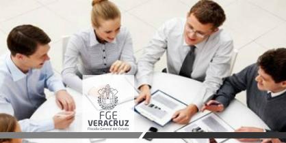 Coadyuva FGE con Federación en capacitación a integrantes de Mesa para Construcción de la Paz