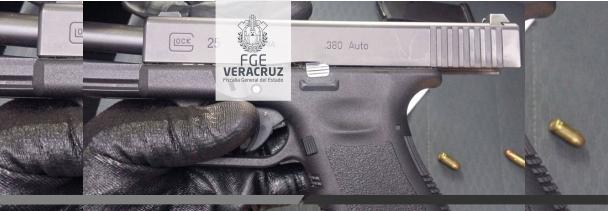 Refuerza Fiscalía Regional Cosamaloapan manejo y utilización de armas