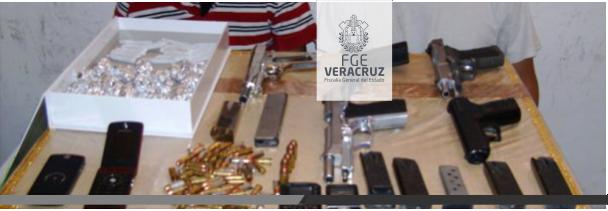 Detenidos e imputados, tres probables integrantes de célula delictiva, en Playa Vicente
