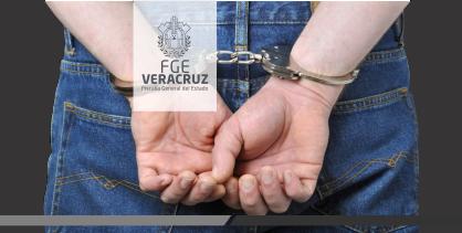 Detiene Policía Ministerial a presunto violador, en Vega de Alatorre
