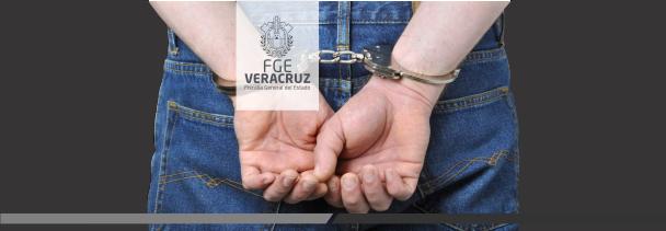 Detiene FGE a probable feminicida, en Xalapa