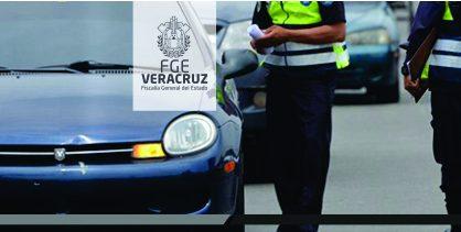 Detiene Policía Ministerial a dos presuntos, por percances automovilísticos, enCosamaloapan