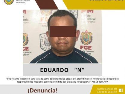 Detiene Policía Ministerial a presunto homicida