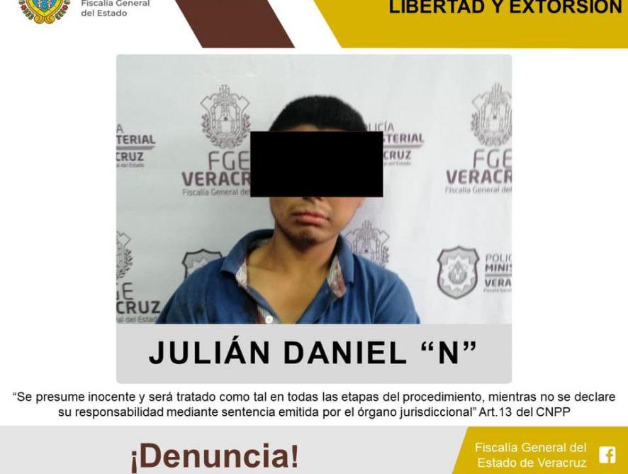 Vinculado a proceso por privación ilegal de la libertad y extorsión en Orizaba