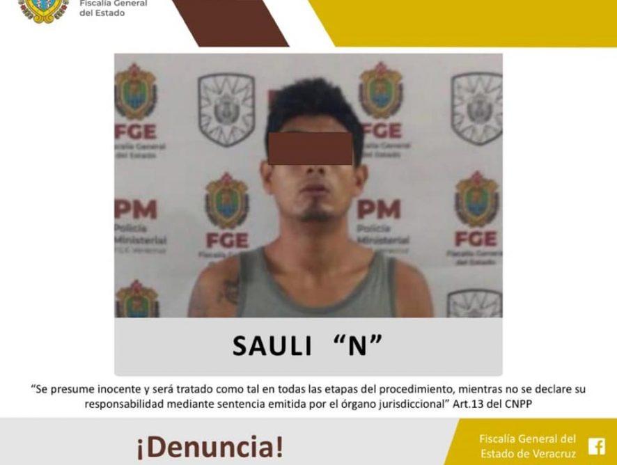 Detenido por pederastia en Veracruz
