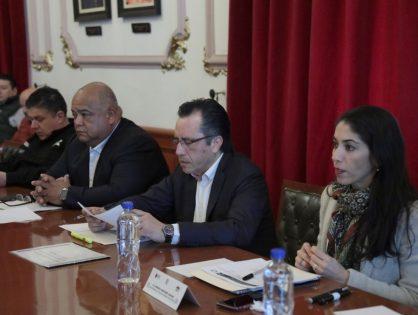 Continuando con la Mesa de Coordinación para la Construcción de la Paz