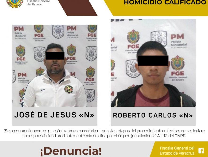 Vinculan a proceso a presuntos homicidas