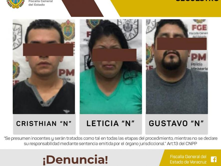 Cumplimenta UECS tres órdenes de aprehensión por secuestro