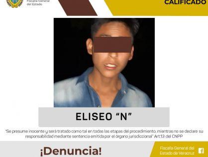 Procede Fiscalía Regional Córdoba contra probable homicida