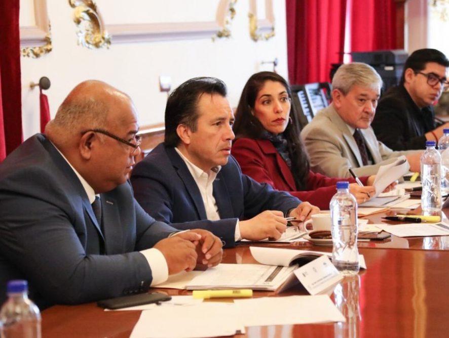 Primer Mesa de Coordinación para la Construcción de la Paz 2020