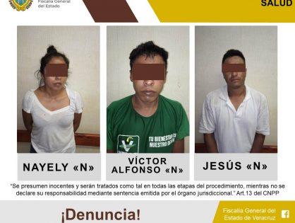 Proceden tres vinculaciones a proceso por narcomenudeo