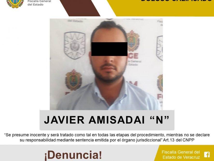 Procede Fiscalía Regional contra imputado por homicidio doloso calificado