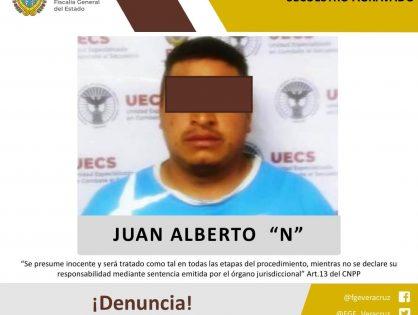 Vincula Juez a proceso a probable secuestrador en la zona centro