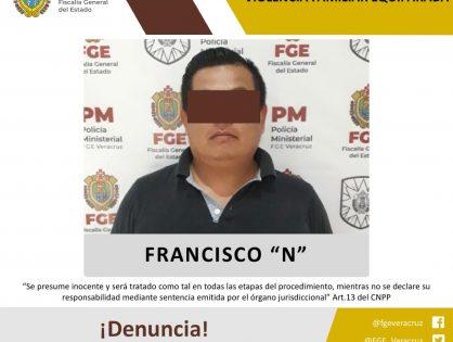 Vinculado a proceso por violencia familiar en Córdoba