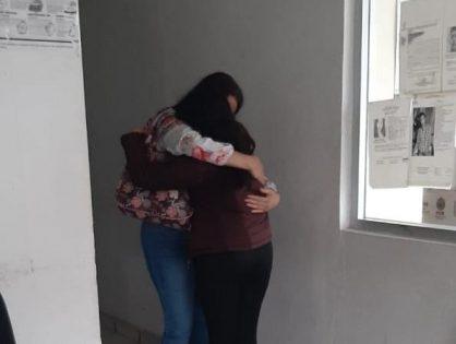 FGE localiza y regresa sanas a 2 mujeres a sus familiares