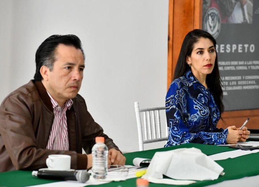 Mesa de Coordinación para la Construcción por La Paz