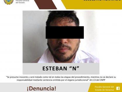 UECS consigue prisión preventiva contra presunto secuestrador