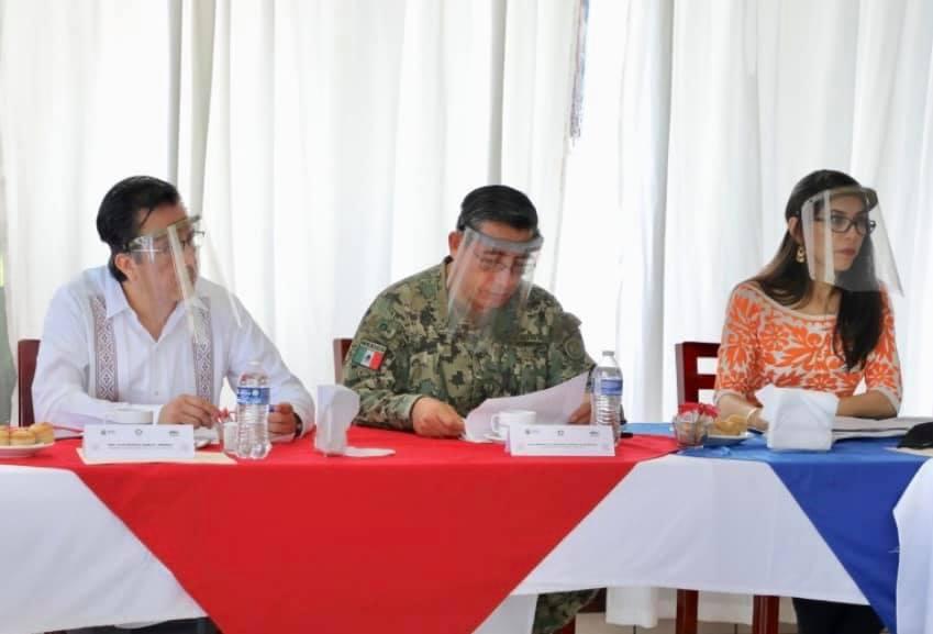 Mesa de Coordinación para la Construcción de la Paz.