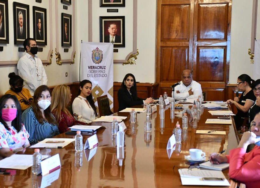 FGE participa en Sesión del Sistema Estatal para Prevenir, Atender, Sancionar y Erradicar la Violencia contra las Mujeres
