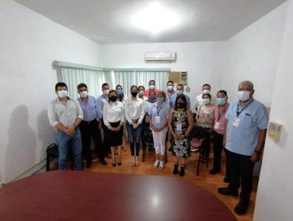 Realiza Fiscal General gira de trabajo en Tuxpan