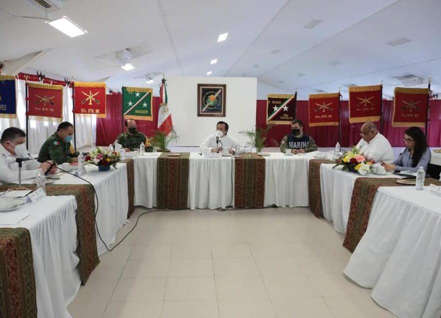 Mesa de Coordinación para la Construcción de la Paz