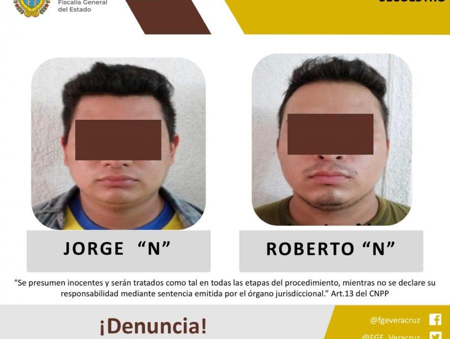 Por secuestro agravado los vinculan a proceso en Poza Rica