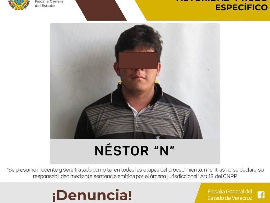 Lo vinculan a proceso por ultrajes a la autoridad y robo específico en Córdoba