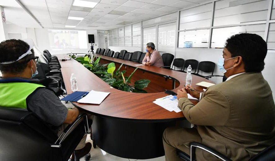 Se llevó a cabo, de manera virtual, la Primer Sesión Ordinaria del Consejo Estatal de Protección Civil