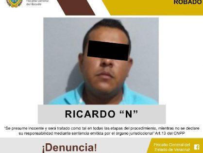 Lo vinculan a proceso por detentación de vehículo robado