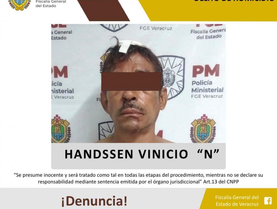 Vinculado por Homicidio en Coatzacoalcos