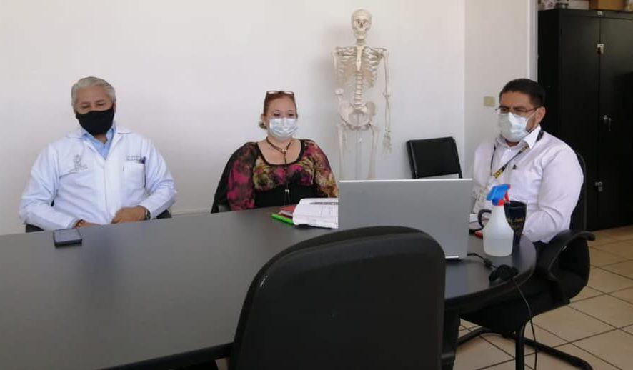 Fiscalía General de Veracruz participa en Encuentro Nacional de Servicios Médicos Forenses