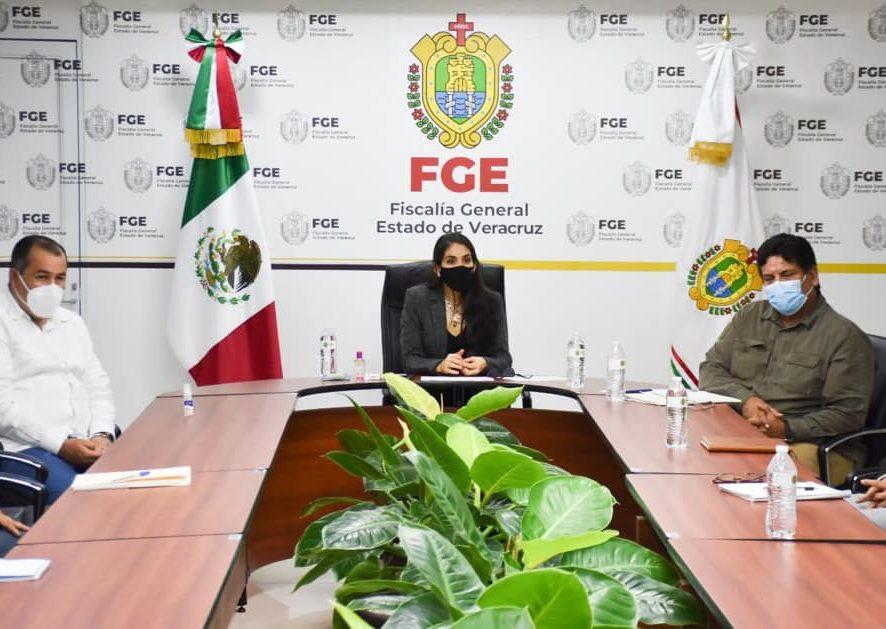 Verónica Hernández mantiene cordialidad con sindicatos de Fiscalía