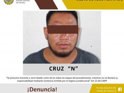Por robo agravado, quedó vinculado a proceso y en prisión preventiva