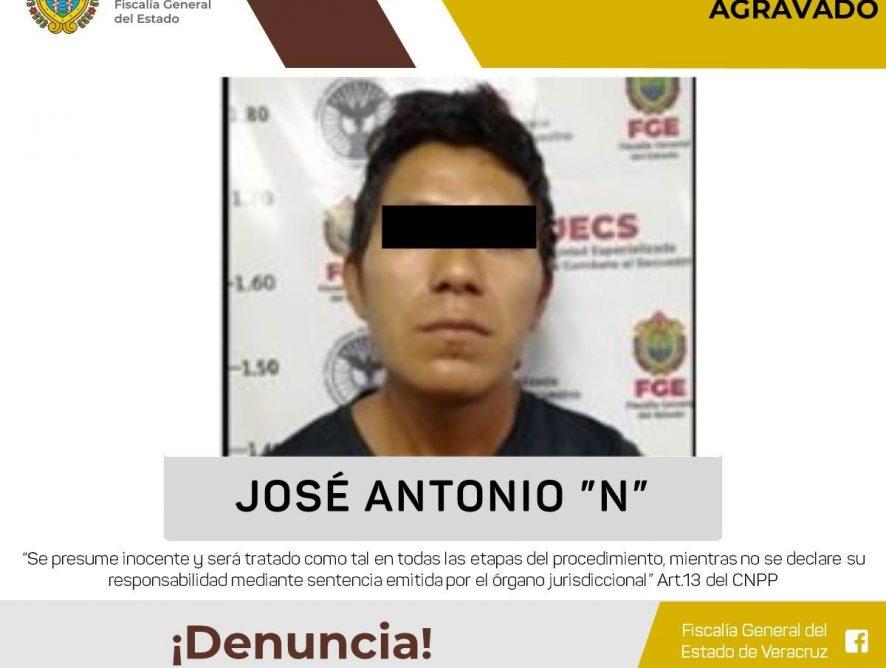 Consigue UECS vinculación a proceso por secuestro agravado