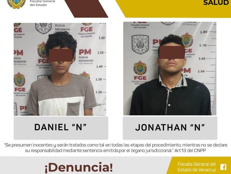 Procede vinculación a proceso contra dos personas por posesión de narcóticos en Coatzacoalcos