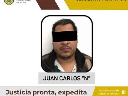 Le dictan sentencia condenatoria por secuestro agravado