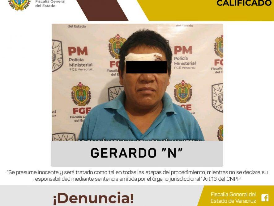Fiscalía Regional Cosamaloapan obtiene vinculación a proceso contra probable homicida