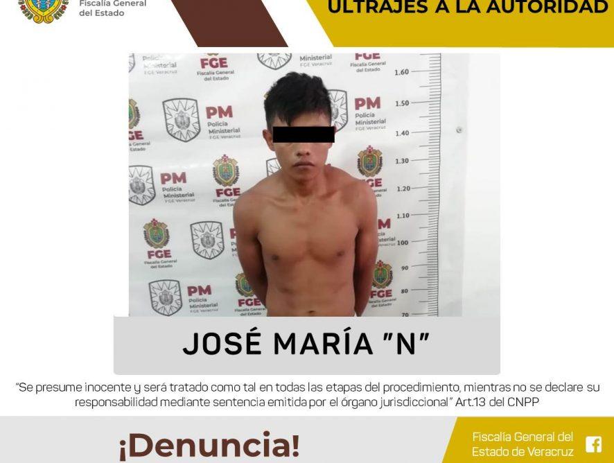 Legaliza Juez detención de imputado por narcomenudeo y ultrajes a la autoridad