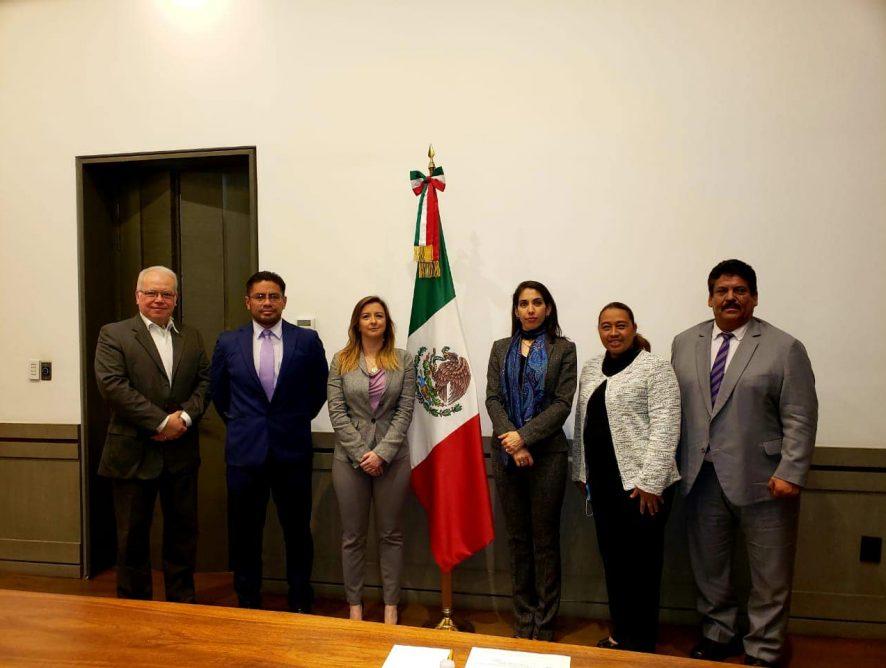 Se reúnen Secretaria de Gobernación y Fiscal General de Veracruz