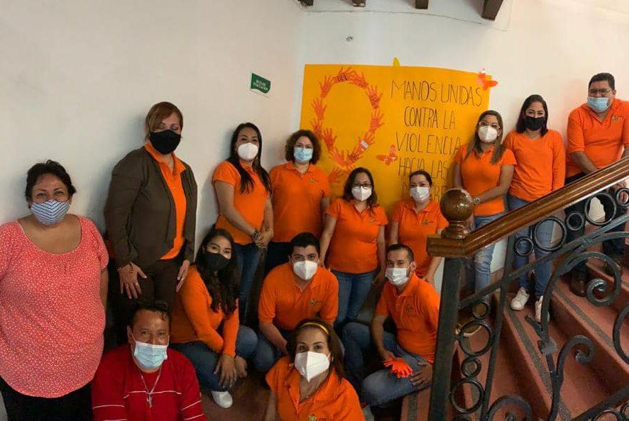 FGE se suma a celebración de Día Naranja