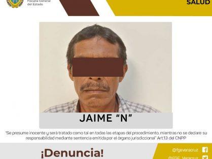 Por delito contra la salud lo vincula Juez a proceso en Poza Rica
