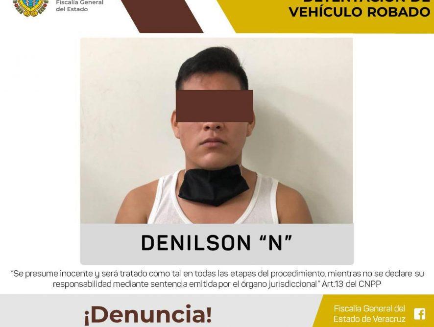Procede FGE por narcomenudeo y detentación de vehículo con reporte de robo