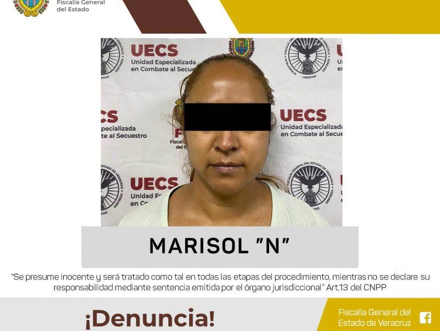 Procede imputación contra probable secuestradora