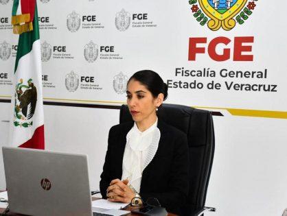 Fiscal General participa en sesión del Sistema Estatal para la Igualdad entre Mujeres y Hombres