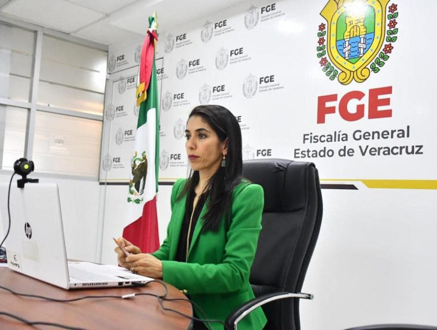 Informa Fiscal General resultados en procuración de justicia a integrantes del Consejo Civil de Xalapa