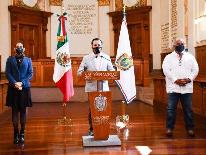 No habrá impunidad en homicidio de alcaldesa de Jamapa, Florisel Ríos Delfín