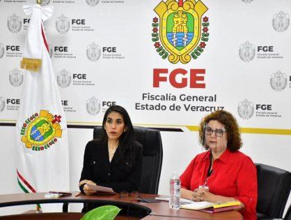 Participa Fiscal Verónica Hernández en sesión del Sistema Estatal para Prevenir, Atender, Sancionar y Erradicar la Violencia contra las Mujeres