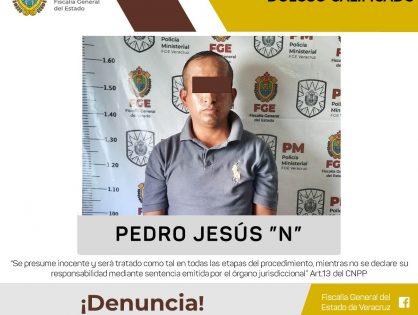 Legaliza Juez detención de imputado por homicidio doloso calificado