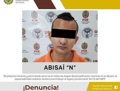 Detiene UECS en Cosamaloapan a presunto secuestrador